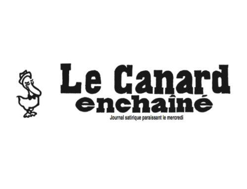 Le Canard Enchaîné – Le contrat qui piège les usagers parisiens du stationnement